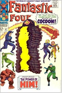 Fantastic Four 67 - for sale - mycomicshop