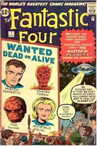 Fantastic Four 7 - for sale - mycomicshop