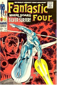 Fantastic Four 72 - for sale - mycomicshop