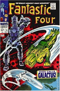 Fantastic Four 74 - for sale - mycomicshop