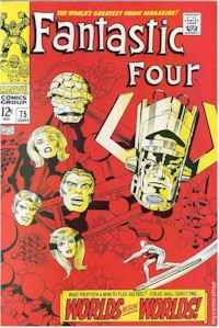 Fantastic Four 75 - for sale - mycomicshop