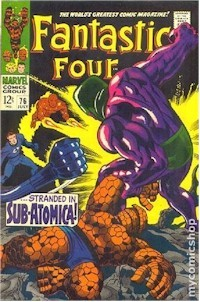 Fantastic Four 76 - for sale - mycomicshop