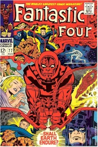 Fantastic Four 77 - for sale - mycomicshop