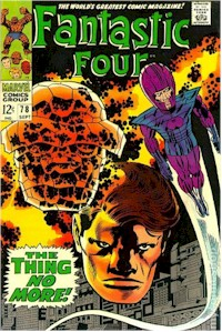 Fantastic Four 78 - for sale - mycomicshop