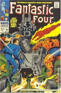 Fantastic Four 80 - for sale - mycomicshop