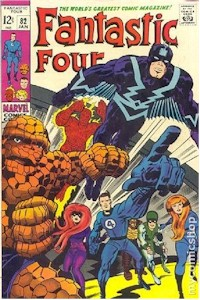 Fantastic Four 82 - for sale - mycomicshop