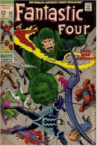 Fantastic Four 83 - for sale - mycomicshop