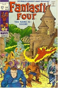Fantastic Four 84 - for sale - mycomicshop