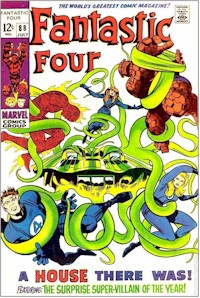 Fantastic Four 88 - for sale - mycomicshop