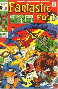 Fantastic Four 89 - for sale - mycomicshop