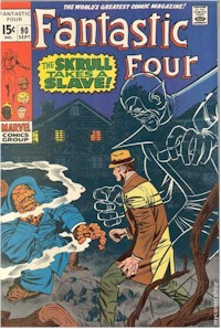Fantastic Four 90 - for sale - mycomicshop