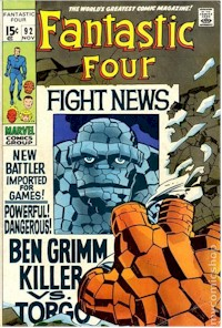 Fantastic Four 92 - for sale - mycomicshop