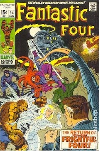 Fantastic Four 94 - for sale - mycomicshop