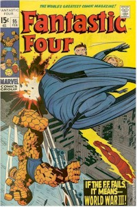 Fantastic Four 95 - for sale - mycomicshop