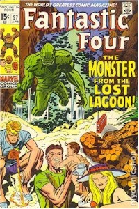 Fantastic Four 97 - for sale - mycomicshop