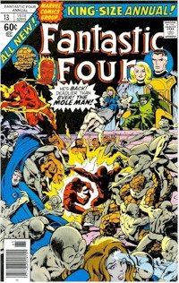 Fantastic Four Annual 13 - for sale - mycomicshop