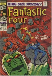Fantastic Four Annual 6 - for sale - mycomicshop