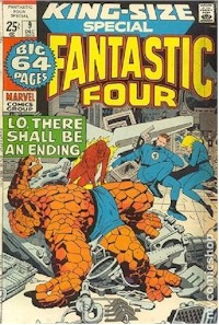 Fantastic Four Annual 9 - for sale - mycomicshop