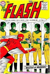 Flash 105 - for sale - mycomicshop