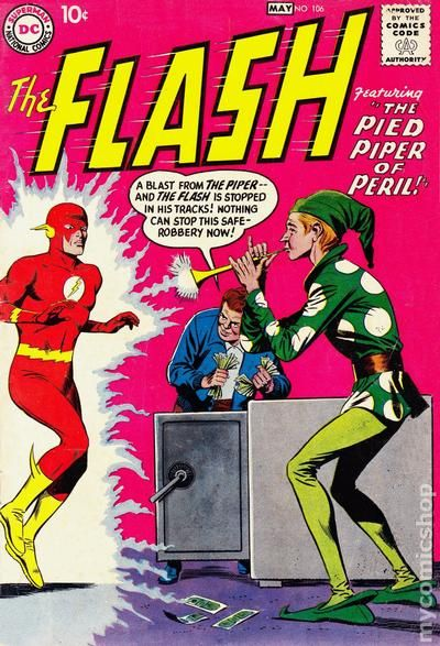 Flash 106 - for sale - mycomicshop