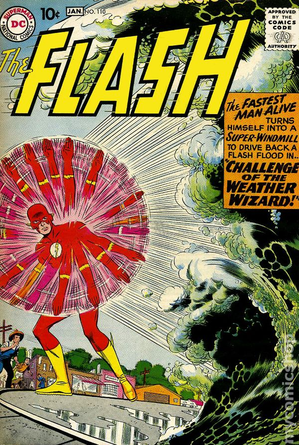 Flash 110 - for sale - mycomicshop