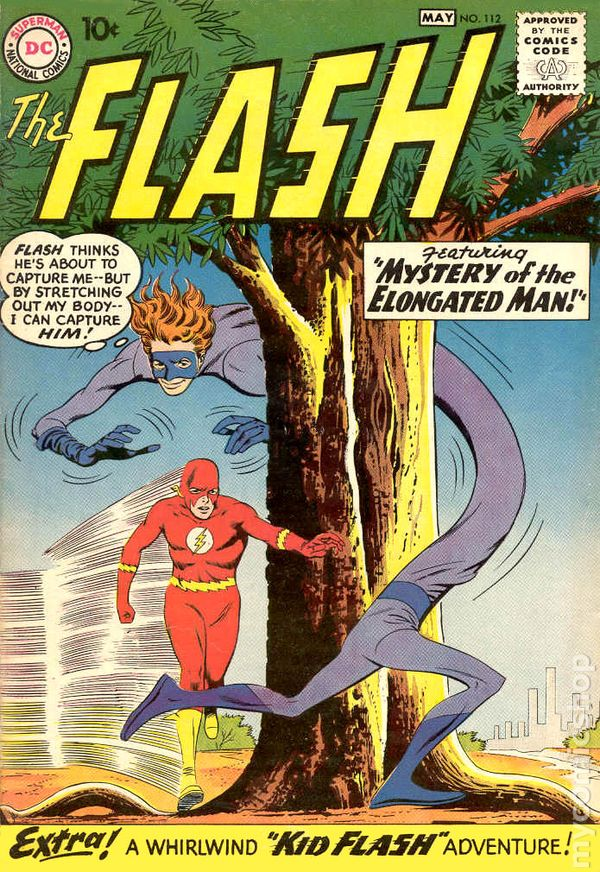 Flash 112 - for sale - mycomicshop