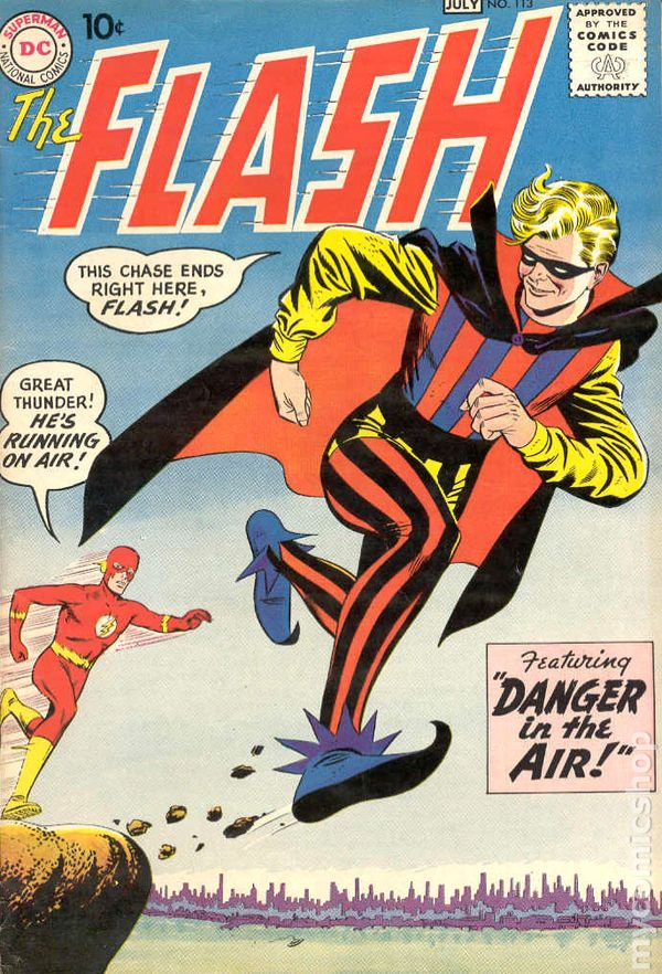 Flash 113 - for sale - mycomicshop