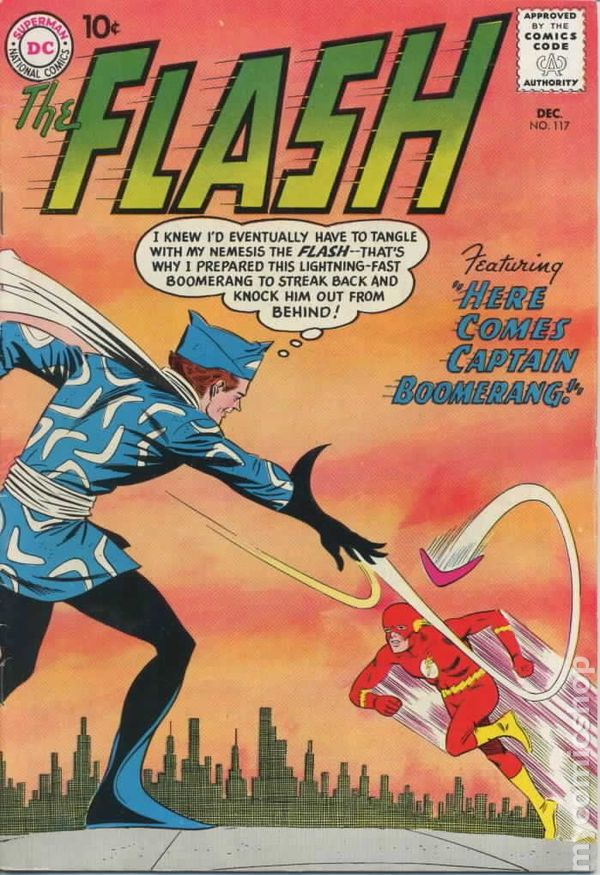 Flash 117 - for sale - mycomicshop