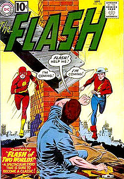 Flash 123 - for sale - mycomicshop
