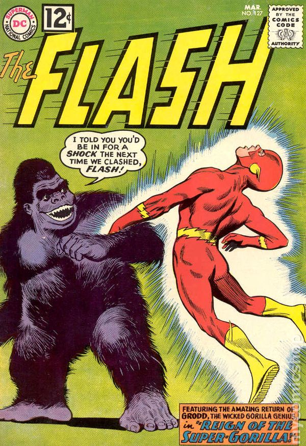 Flash 127 - for sale - mycomicshop