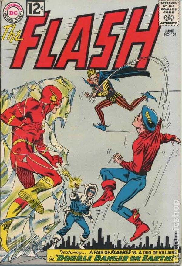 Flash 129 - for sale - mycomicshop