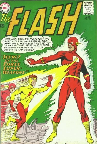 Flash 135 - for sale - mycomicshop