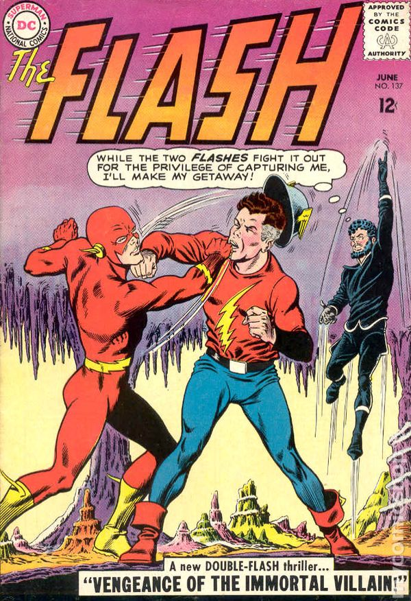 Flash 137 - for sale - mycomicshop