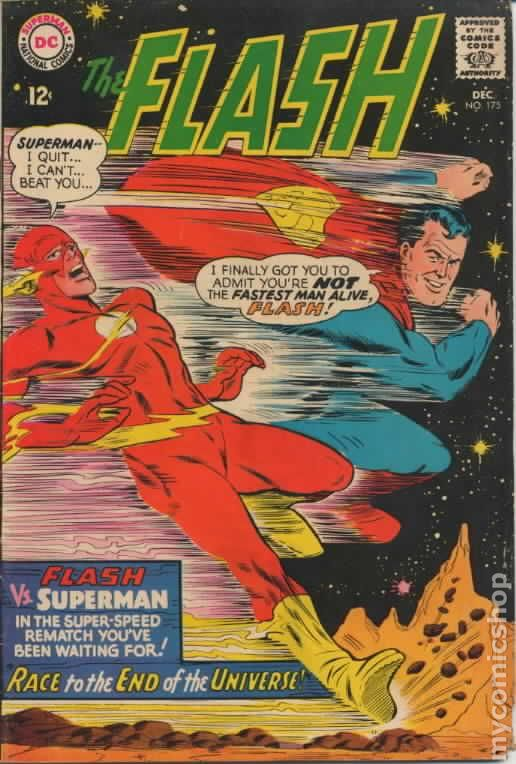 Flash 175 - for sale - mycomicshop