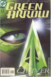 Green Arrow 1 - 2nd Series - for sale - mycomicshop