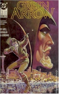Green Arrow 1 - for sale - mycomicshop