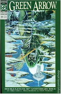 Green Arrow 50 - for sale - mycomicshop
