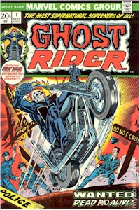 Ghost Rider 1 - for sale - mycomicshop