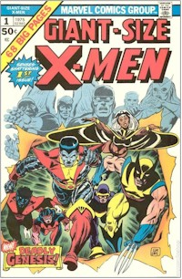 Giant-Size X-Men 1 - for sale - mycomicshop
