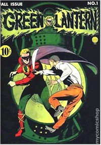 Green Lantern 1 - 1941 - for sale - mycomicshop