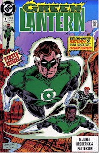 Green Lantern 1 - 2nd Series - for sale - mycomicshop