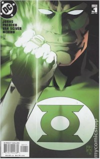 Green Lantern 1 - 3rd Series - for sale - mycomicshop