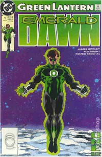 Green Lantern - Emerald Dawn 1 - for sale - mycomicshop
