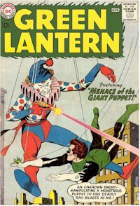 Green Lantern 1 - for sale - mycomicshop