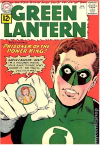 Green Lantern 10 - for sale - mycomicshop
