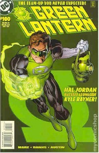 Green Lantern 100 - 2nd Series - for sale - mycomicshop