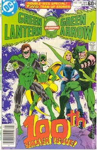 Green Lantern 100 - for sale - mycomicshop