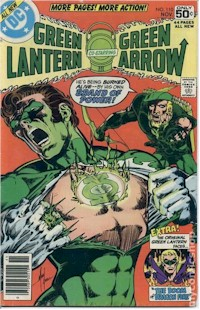 Green Lantern 110 - for sale - mycomicshop