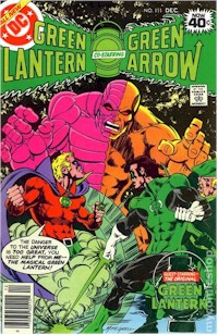 Green Lantern 111 - for sale - mycomicshop