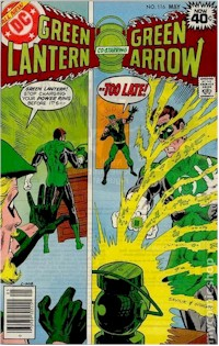 Green Lantern 116 - for sale - mycomicshop